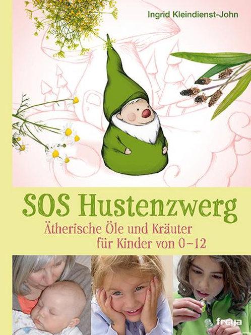 SOS Hustenzwerg Ätherische Öle und Kräuter für Kinder von 0-12