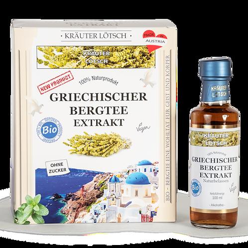 HÄNDLER 6+1 gratis Griechischer Bergtee Extrakt BIO 6er KUR Pack AKTION