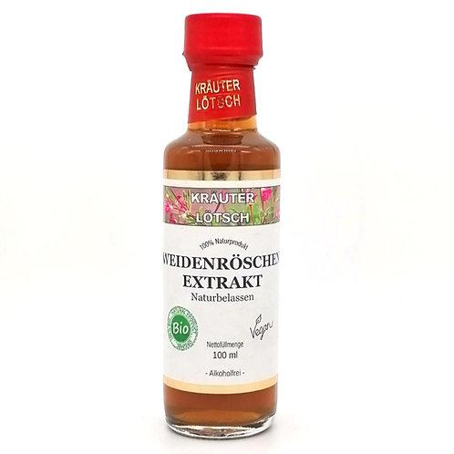 Weidenröschen (Kleinblütiges) Extrakt Natur BIO