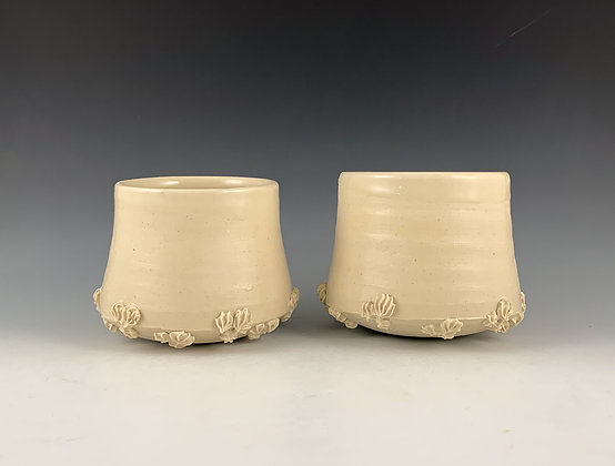 Pair of Twice-fired Wobblers