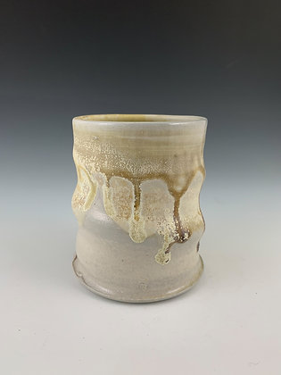 Re-fired Swirl Tumbler