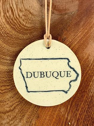 Dubuque Ornament