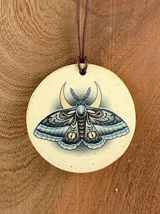 Moth Ornament