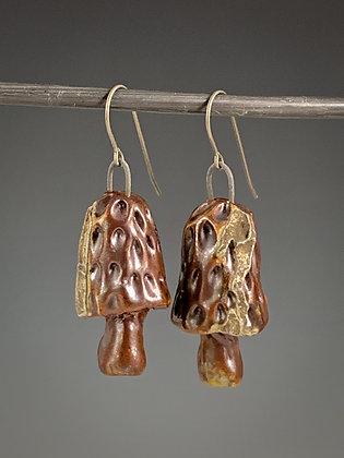 Morel Earrings #5