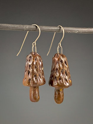 Morel Earrings #3