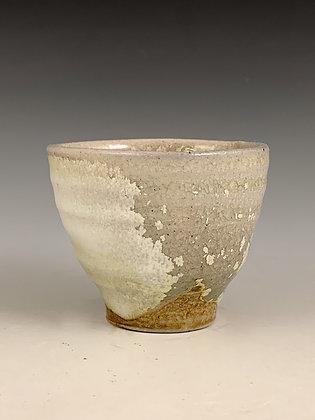White Salt Tiny Cup