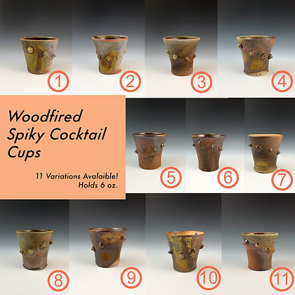 Spiky Cocktail Cups