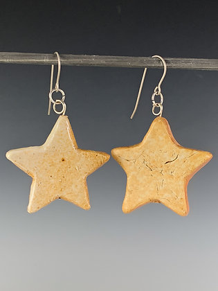 Large Bmix Star Earrings