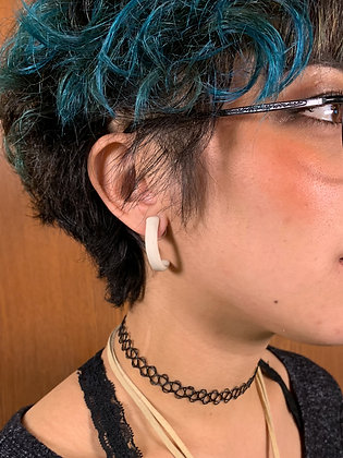 Curved Earrings