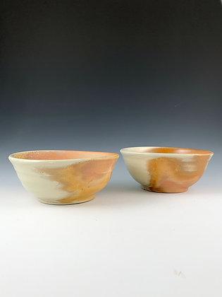 Pair of Tri-dip Bowl