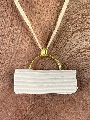 Corrugated Pendant (Light)