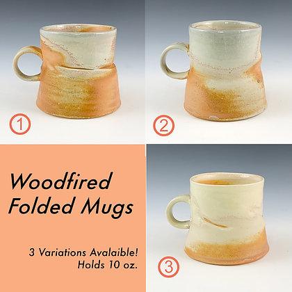 Folded Mug (Porcelain)