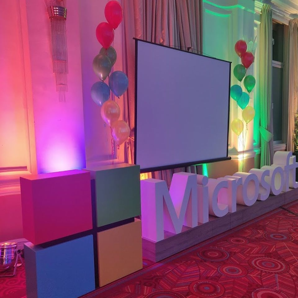 Microsoft company event