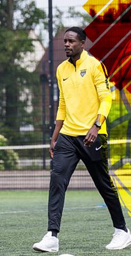 UEFA B Coach Leon Barnett