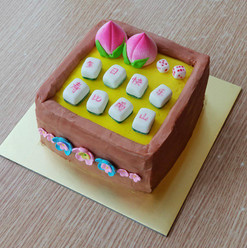 Mahjong Cake.jpg