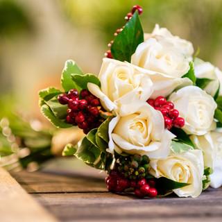 Winter Bridesmaids Bouquet