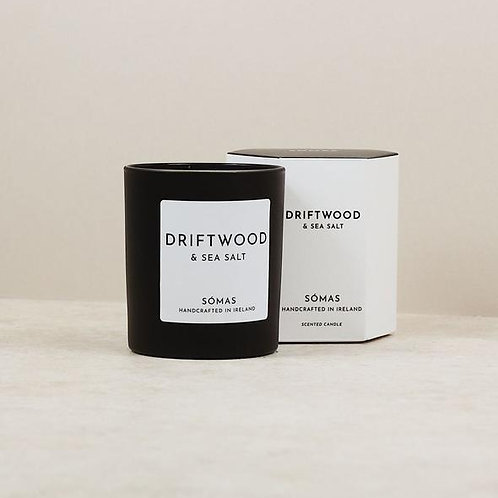 Driftwood + Sea Salt by Somas