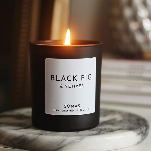 Black Fig + Vetiver