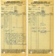 Rock Island Passenger Consists 1965-Apr-