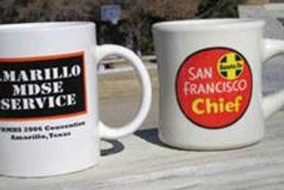 Santa Fe Coffee Mugs