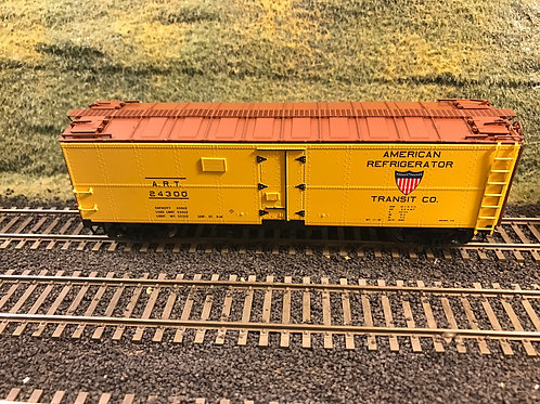 ART 24000 Series Steel Ice Reefers HO-Scale Ready-to-Run
