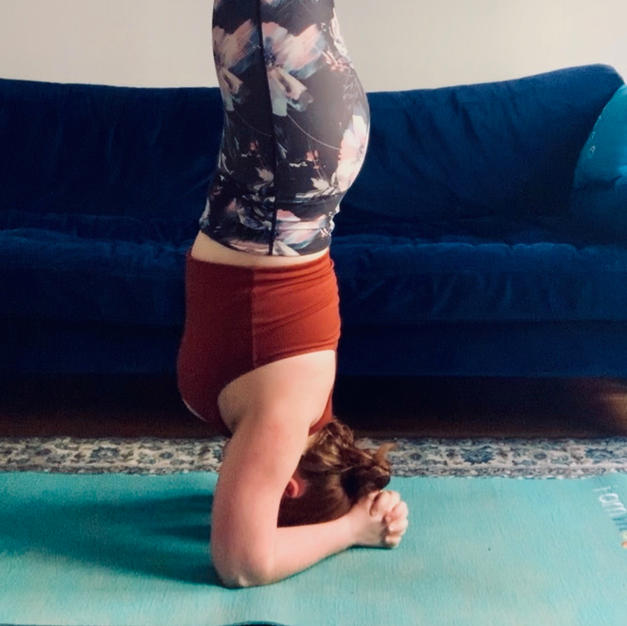 Yoga - Headstand