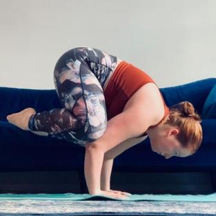 Yoga - Crow Pose