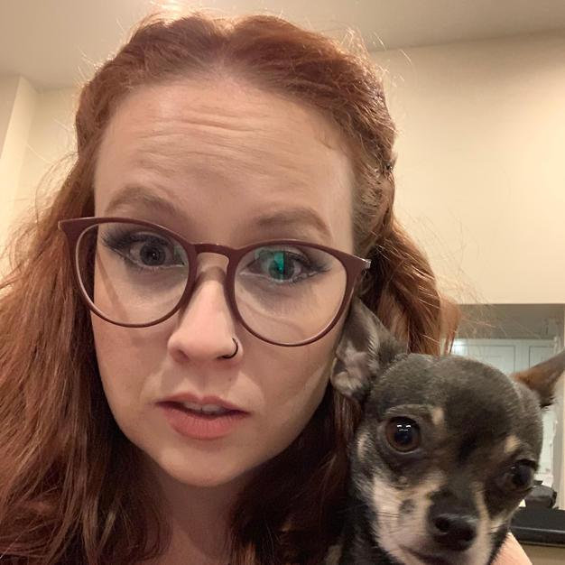 Look at this tiny doggo 😍