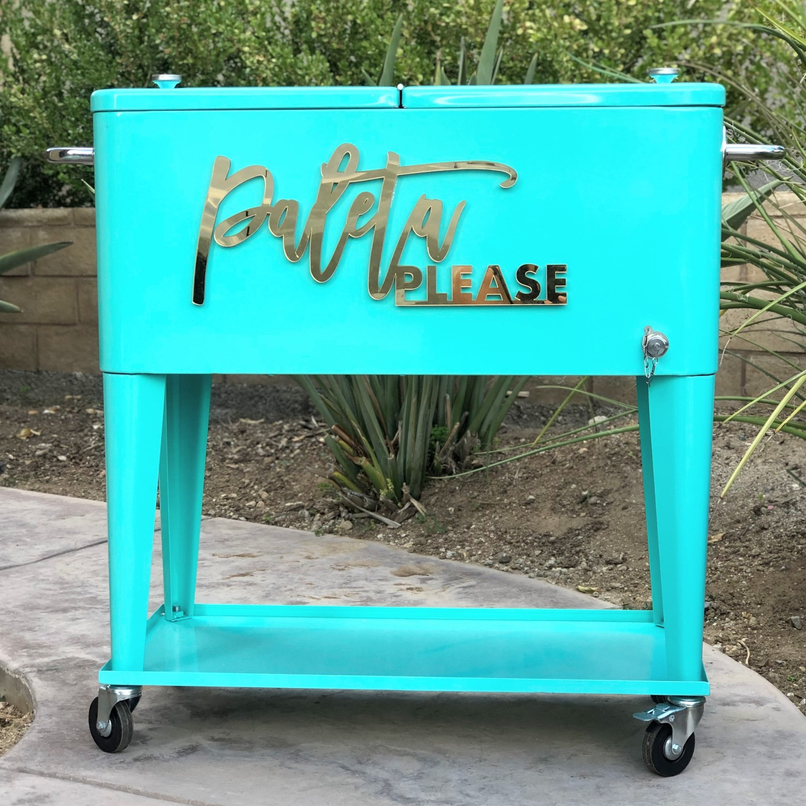 Self Service Cart