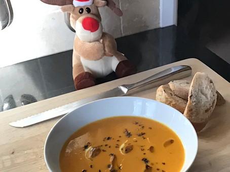 Wicked Winter Warmer Soup