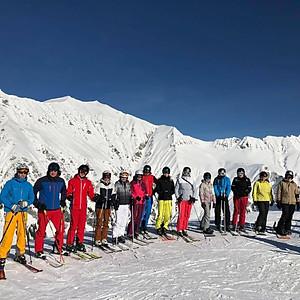 Skitag Adelboden 2019