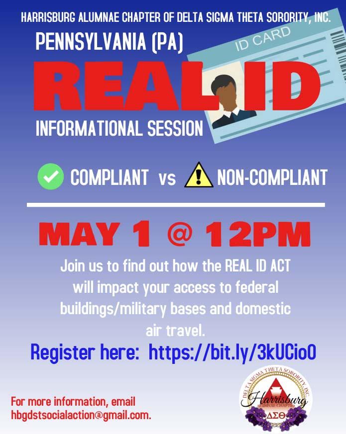 Real ID May 1
