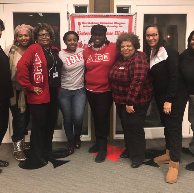 2019 Sisterhood Game Night