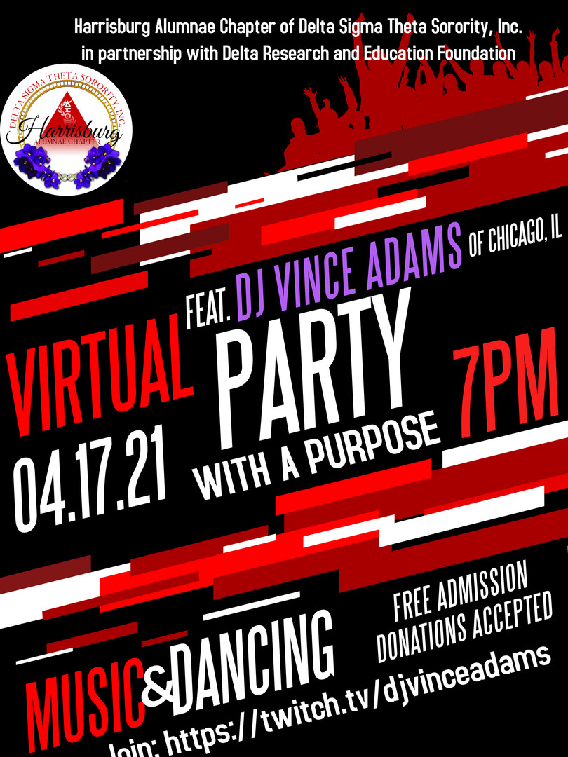 Virtual Party with a Purpose