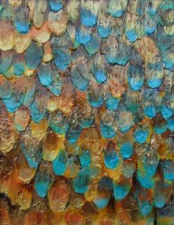 Pulsations: Butterfly Wing III, 2013
