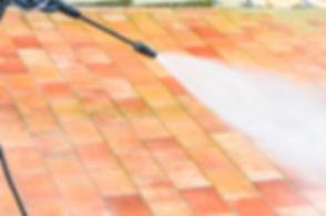 Outdoor floor cleaning and building clea