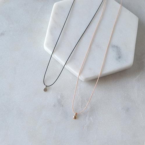 Mini bella necklace