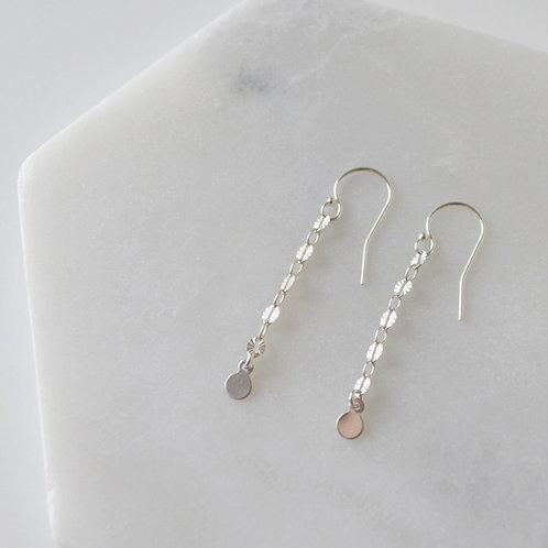 Frankie drop earrings