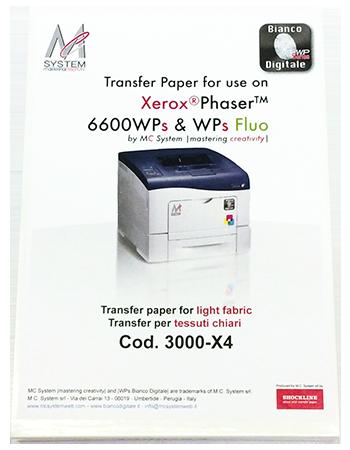 Pārnešanas papīrs 3000-X4