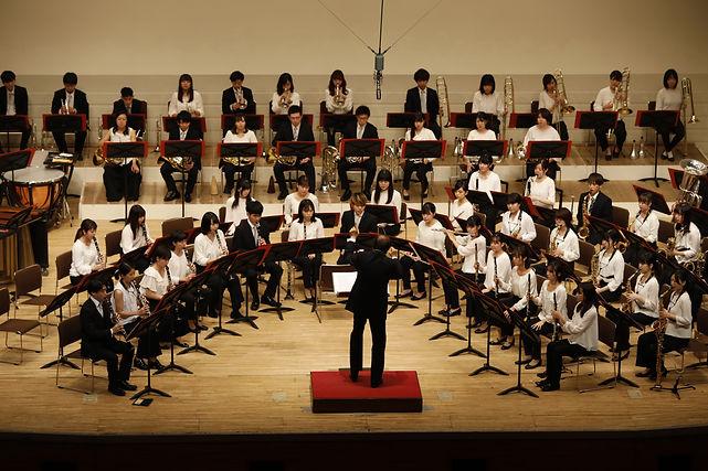 日本大学芸術学部音楽学科弦管打楽コース
