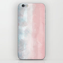 Pink Sand | Watercolour Series | Minimal Art Print