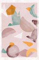 Picnic Leftovers  II   Minimal Art Print