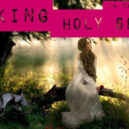 Walking in the Holy Spirit