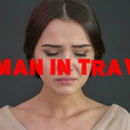 Woman in Travail
