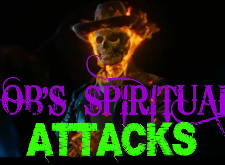 Job's Spiritual Attacks