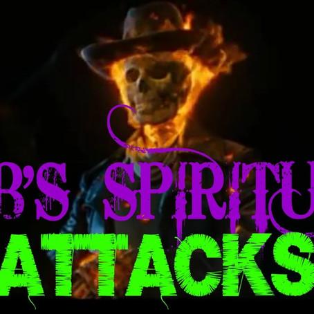 Job's Spiritual Attacks