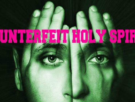 Counterfeit Holy Spirit - Project Paraklétos
