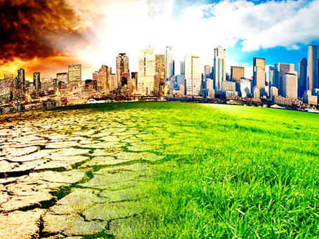 Climate Change: Is the land vomiting out its inhabitants?