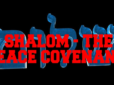 Shalom: The Peace Covenant – with scripture