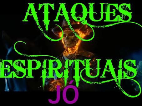 Os Ataques Espirituais de Jó
